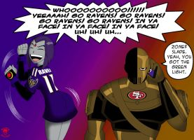 Raven Super Bowl Commish 2 by DaCommissioner