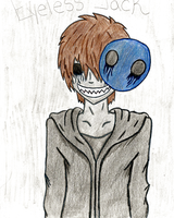 Eyeless Jack by X-x-Punk-Angel-x-X