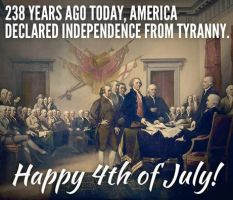 Declaration of Independence. by Jax1776