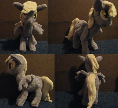 Derpy Hooves (sold) by Charitynorn