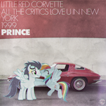 Prince - Little Red Corvette (Soarin' and RD) by AdrianImpalaMata