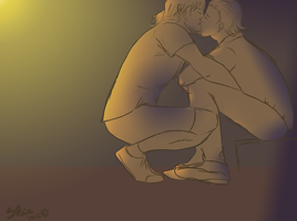 Hiddlesworth - Day 1: first kiss by ilcielocapovolto