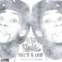 Wiz Khalifa - Oz's and Lbs by AACovers