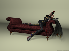 Bayonetta III by Sterrennacht