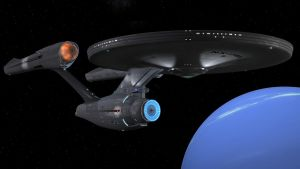 USS Challenger by enterprisedavid