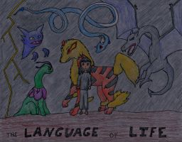 The Language of Life - Colored by Arrowfoot