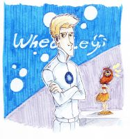 Wheatley and potato by MariaRuta