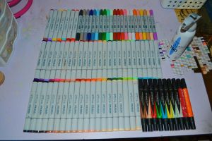 ALMOST marker heaven by Kenndaljustfreaking