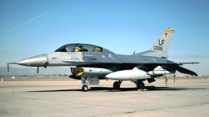 Warhawk's F-16D No. 2 by F16CrewChief