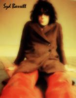 Syd Barrett DevID by linkdragon