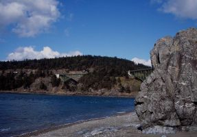 Deception Pass: Beach View by Photos-By-Michelle
