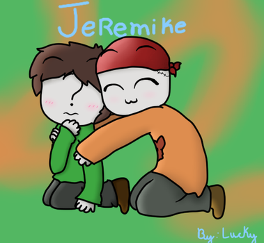 Jeremike by Lucky-The-Pony