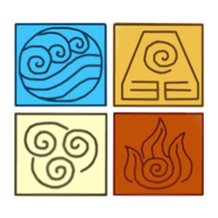 The 4 Elements by SEBASTIEN11