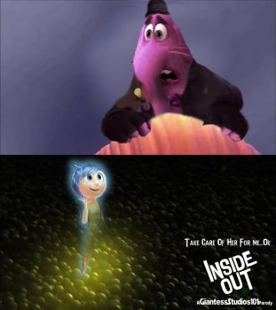 Inside Out - Take Care Of Her For Me...OK by GiantessStudios101