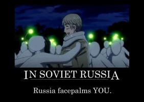 In Soviet Russia by Maddy271