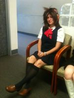 Female!Tsuna at the Doctor's Office by Diamond-Spade69