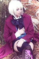 Alois Trancy Cosplay: Vintage Sadness by Awesome-Vivi
