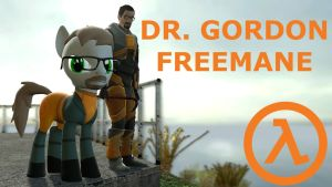 Dr. Gordon Freemane HUV suit by LunarGuardWhoof
