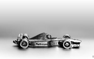 Williams-Renault F1 by 5-G