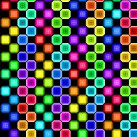 Neon Box Pattern by Humble-Novice