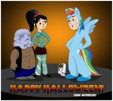 Happy Halloween 2012 by hotrod2001