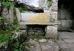 Stock - St Seiriol's Well 2 by GothicBohemianStock