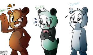'You thought you knew about bears' by Meggie-Meg