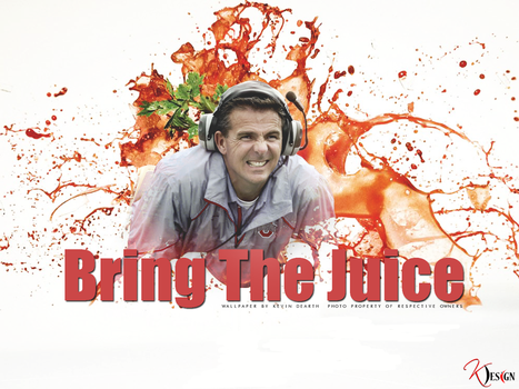 Meyer Bring The Juice Wallpaper by KevinsGraphics