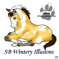 Wintery Illusions concept by MakersMischief