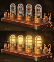 Lamps by PVersus