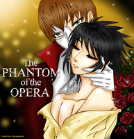DN - The Phantom of the Opera by Morgwaine