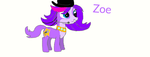 My Little Pet Shop: Zoe Trent by poppetrocks278