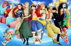One Piece Commission by Simona018