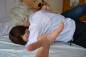 Junjou Romantica: Stop it Usagi-san! by Aoi-channnu