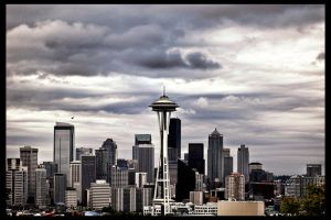 This Is Seattle by UrbanRural-Photo