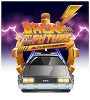Back to the Future - A Blast From the Past by WhiteLionWarrior