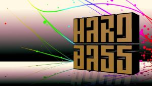 Hard Bass Wallpaper 2 by Hardii