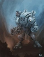 Mech by Dkiearth9