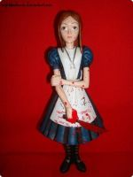 American McGee's Alice figure by NiGHTSfanKevin