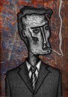 The Executive Cigarette by johnsand