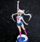 Sailor Moon Holding Moon Stick Resin Garage Kit by Pyramidcat