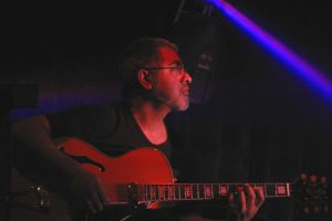 Fareed Jamming by dsiegel