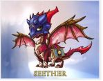 Seether the dragon by speeddemon2tailed
