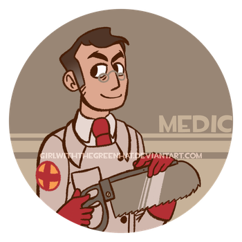 Medic by GirlWithTheGreenHat