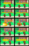 Deadpool Squirrel VS Rc The Dragon by R-CoMiX