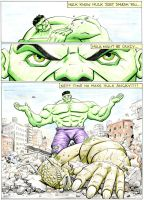 Call Hulk maybe? by MikimusPrime