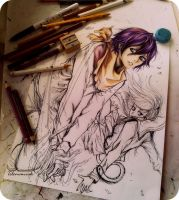 yato wip by Telemaniakk
