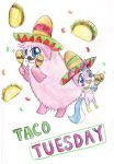 TACO TUESDAY by roshichen