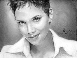 Halle Berry by Jojemo