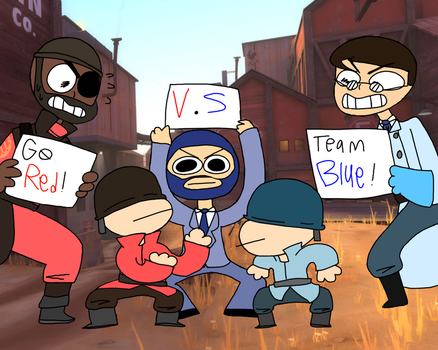 most epic tf2 pvp of 2017 by StrawberryMistro